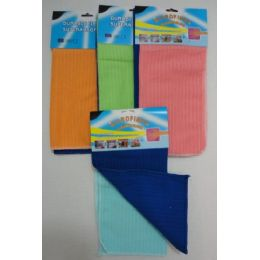 36 of 2pk Microfiber Cleaning Towels