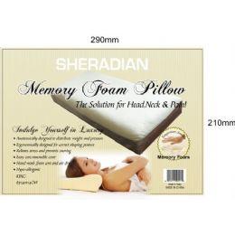 4 of Memory Foam King Pillow