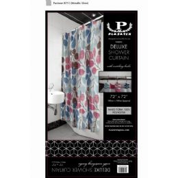12 of Fall Ballons Deluxe Shower Curtain