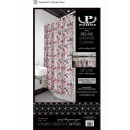 12 of Fall Leaves Deluxe Shower Curtain