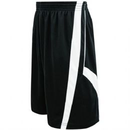 72 of Mens Striped Basketball Shorts With Pockets And Draw String