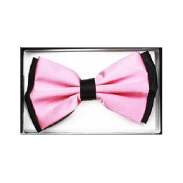 48 of Pink And Black Bow Tie 032