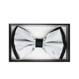 48 of Black And White Bow Tie 033