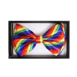 48 of Colorful Stripe Bow Tie