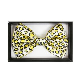 48 of Leopard Print Bow Tie