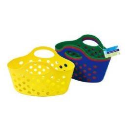 """48 of Oval Tote 12.5""""x6.5""""x7.5"""""""