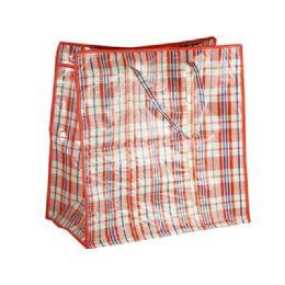 72 of Plaid Shopping Bag