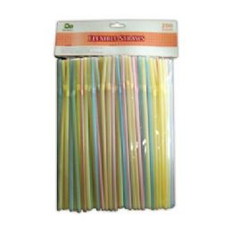 48 of 200 Count Drinking Straws