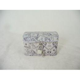48 of Tin Jewelry Box Us Rect W/loc