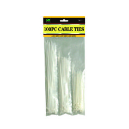 96 of 100pc Cable Ties