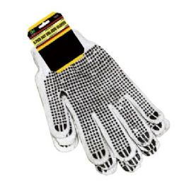 48 of 2-Pair Dot DbL-Side Gloves