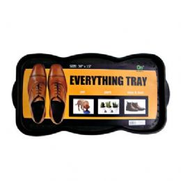 """24 of Shoe/boot Tray 26.75""""x15"""""""
