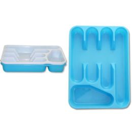 48 of 5 Section Plastic Tray