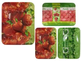 48 of Rectangle Serving Tray