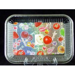 96 of Retangle Tray Fruit Design
