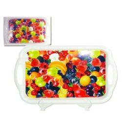 48 of Rectangle Tray Fruit Design