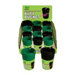 48 of Butt Bucket 12pc Inner Box Pdq