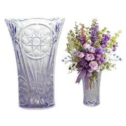 48 of Flower Crystal Like Vase