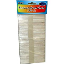 96 of Craft Sticks 100pcs