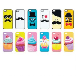 12 of Gadgetz Iphone 5 Assorted Cellphone Cover