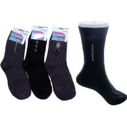 288 of Sock Dress 2 Pairs 3asst Clrblack,grey Clr