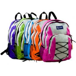 "20 of 17"" Eclipse Multicolor Backpack"