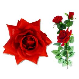 144 of 3 Head Rose