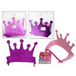 144 of Eva Crown In Pink & Purple