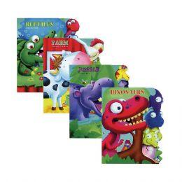 48 of Learning Animal Board Book W/ Tab