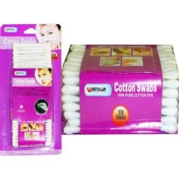 72 of COTTON SWAB 350 COUNT ESTELLA