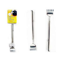 144 of Back Scratcher 24pc/pk Stainless Stell Packing