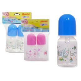 72 of Baby Bottle - 4 oz