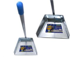 48 of Metal Dust Pan With Handle