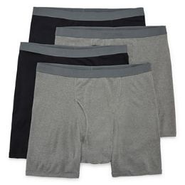 Men's Fruit Of The Loom Boxer Brief (mid Rise), Size M