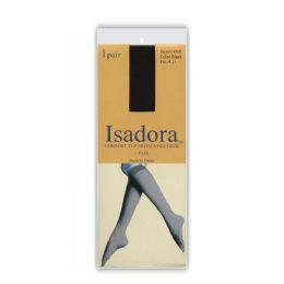 120 of 1 Pack Isadora Sheer Knee High In Off Black
