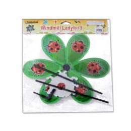96 of Windmill W/ Ladybird Design