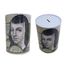 24 of Mexican Peso Tin Saving Bank