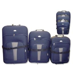 24 of Luggage 3 In 1 Black