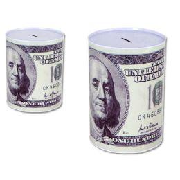24 of Saving Tin Coin Bank