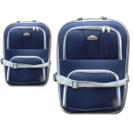 """24 of Luggage 1pc Small Blue 20"""""""