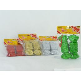 144 of Xmas Candy 2 Piece Set
