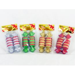144 of Xmas Candy 2 Piece Set