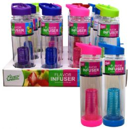 24 of Infuser Bottle 26oz Straw
