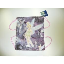 72 of Licensed Backbag With String Tinkerbell