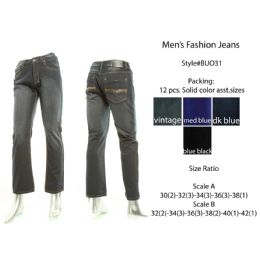 12 of Mens Fashion Jeans