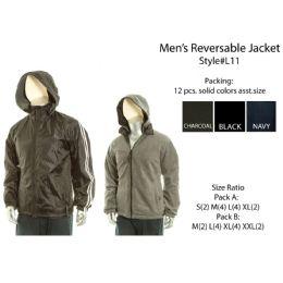 12 of Mens Reversible Jacket