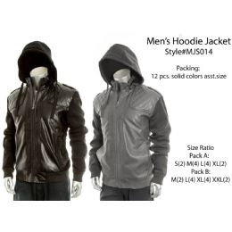 12 of Mens Fashion Hoodie Jacket