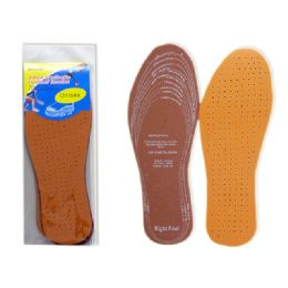 288 of 2 Pairs Leather Insoles