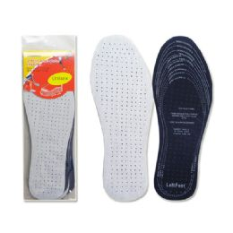 144 of 2 Pairs AntI Odor Insoles