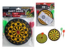 72 of 4 Piece Dart Game Set
